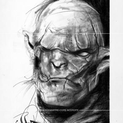 Croquis Perso Orc