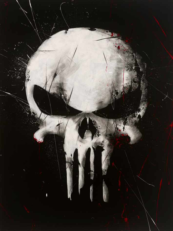 Logo punisher a