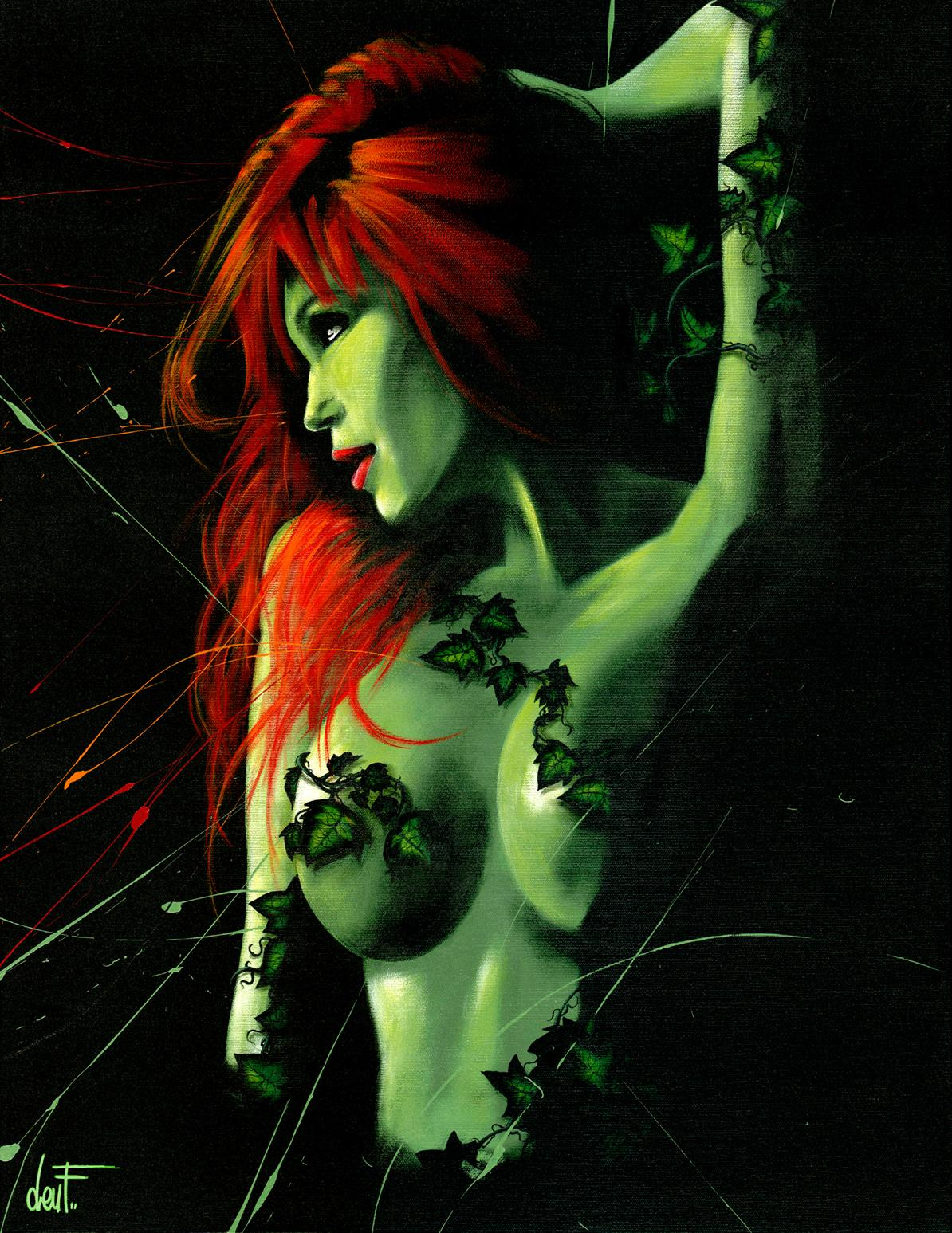 Poison ivy a