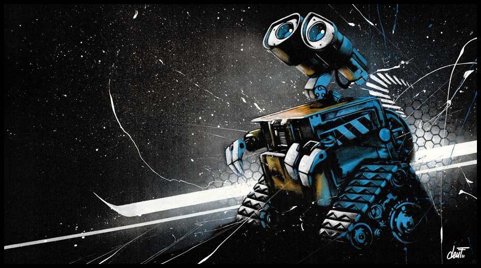 Wall e coul a
